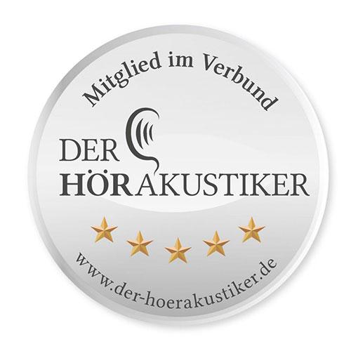 Mitglied im Verbund der Hörakustiker