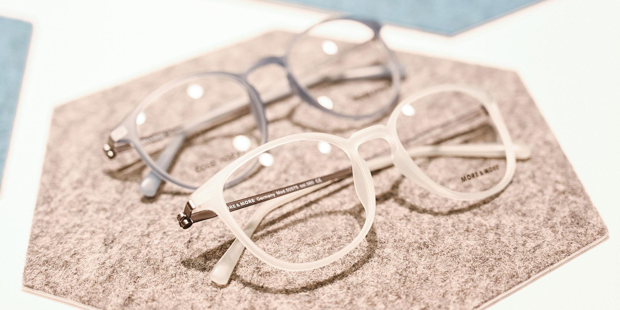 Brillenmodelle