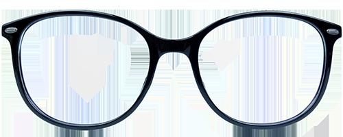 Brille Freisteller