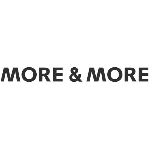 Logo moreandmore