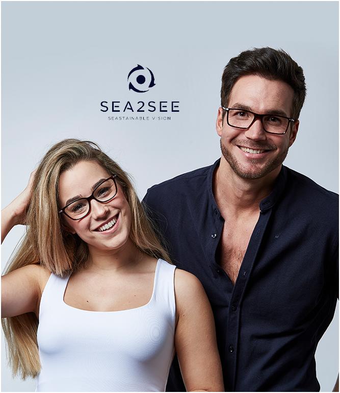 Sea2See Brillen