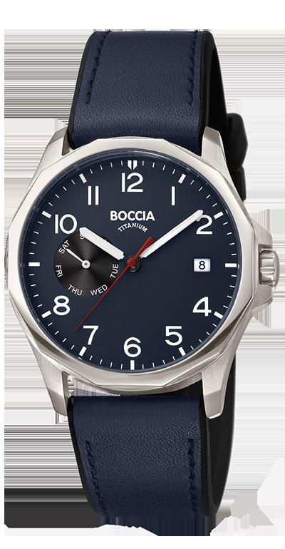 Kreuzinger Uhren Boccia Titanium