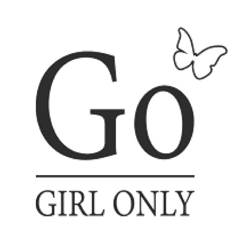 Logo Go - Girl only